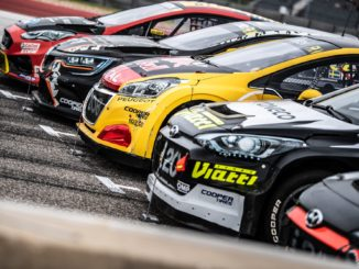 Engagés World RX Cape Town 2018