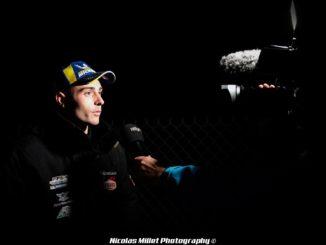 Hugo Margaillan Rallye du Var comme à la maison
