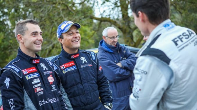 Hugo Margaillan Rallye du Var comme à la maison. Photo (c) : Nicolas Millet
