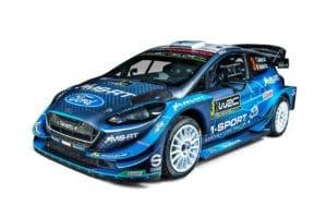 Ford Fiesta WRC 2019
