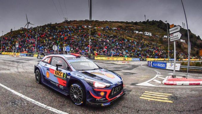 Sordo avec Loeb chez Hyundai