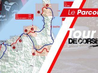 Les spéciales du Tour de Corse 2019