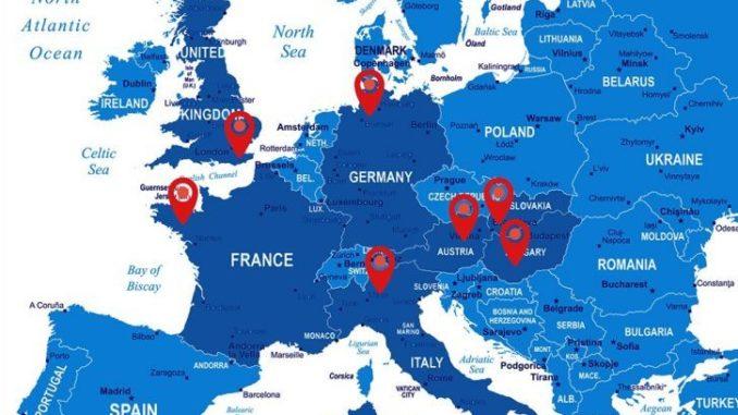 Calendrier GRC Europe 2019