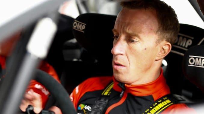 Shakedown Rallye Monte-Carlo 2019 : Meeke surprend !