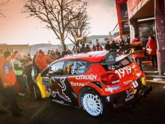 Abandons Rallye Monte-Carlo 2019