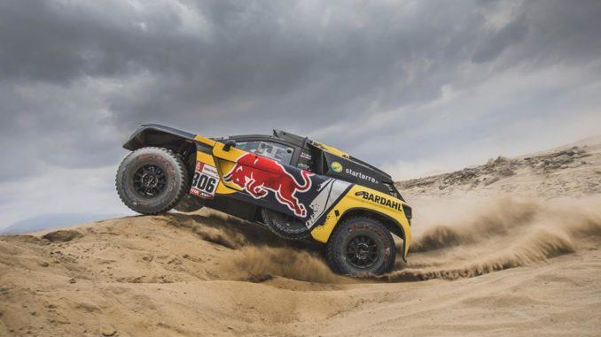 Dakar 2019 Etape 2 : Loeb en privé