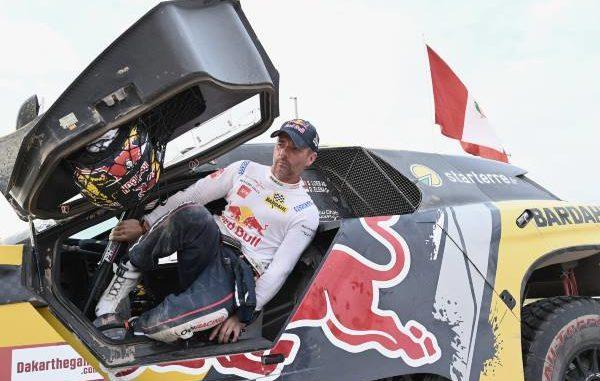 Dakar 2019 Etape 5 : Loeb
