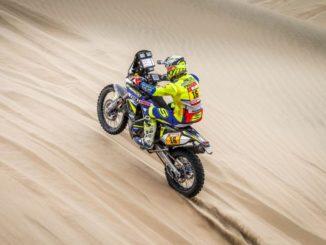 Dakar 2019 Etape 9