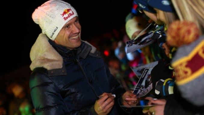 Engagés Rallye Monte-Carlo 2019