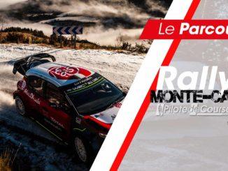 Les spéciales du Rallye Monte-Carlo 2019