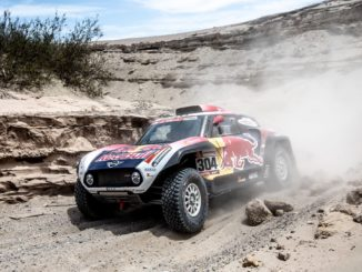 Dakar 2019 Etape 3 : le retour de Peter