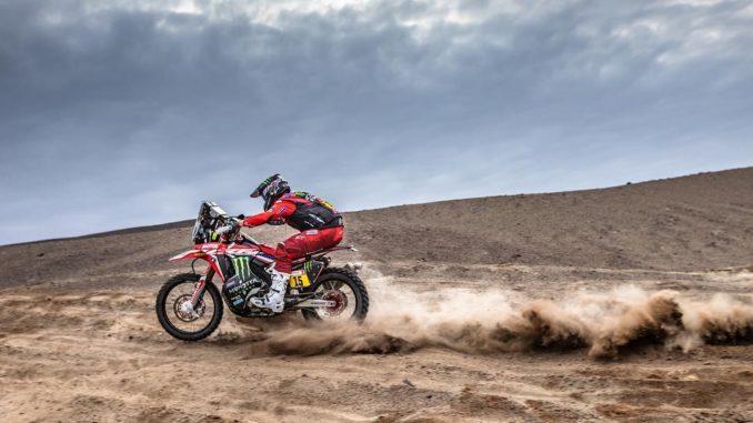 Dakar 2019 Etape 4 : Al-Attiyah et Brabec