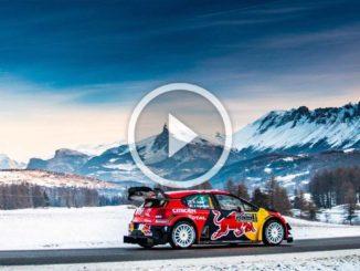 Vidéos Rallye Monte-Carlo 2019