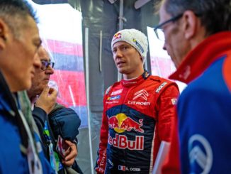 Abandons Rallye Suède 2019