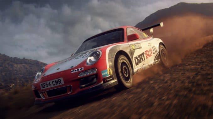 Porsche DiRT Rally 2.0