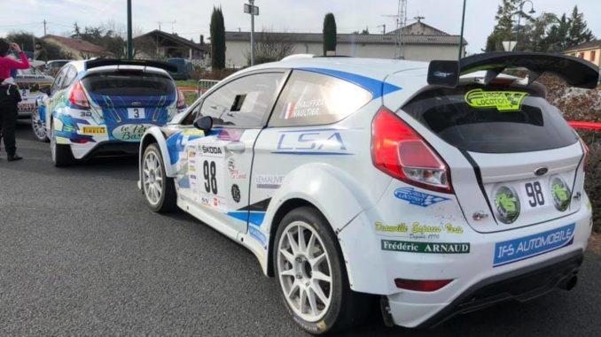 Classement Rallye Coeur des Vignobles 2019