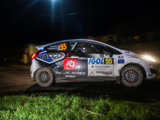 """Rallye du Touquet 2019 - Florent Todeschini : """"la performance était là"""""""