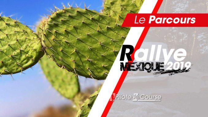 Les spéciales du Rallye du Mexique 2019