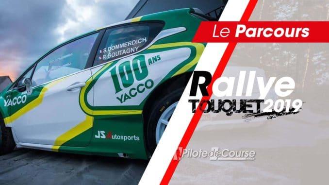 Les spéciales du Rallye du Touquet 2019