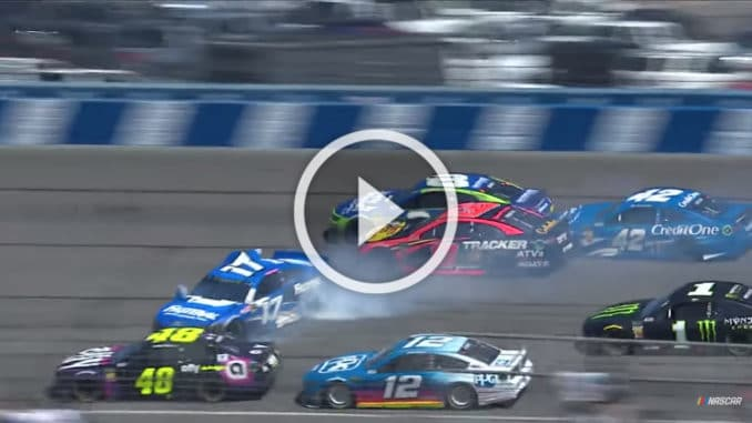 NASCAR 2019 : Fontana
