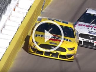 NASCAR 2019 : Las Vegas se paye Logano