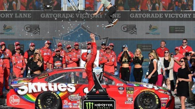NASCAR 2019 : Phoenix couronne Kyle Busch