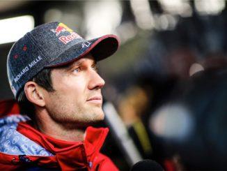Sébastien Ogier : «toujours difficiles pour la mécanique»