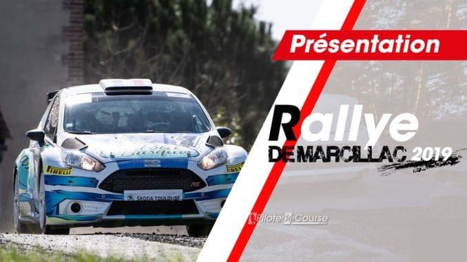 Rallye du Vallon de Marcillac 2019