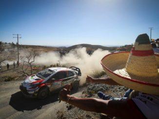 Shakedown Rallye Mexique 2019