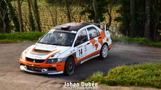 Engagés Rallye du Quercy 2019