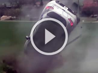 Crash Rallye Mouzon-Frézelle 2019