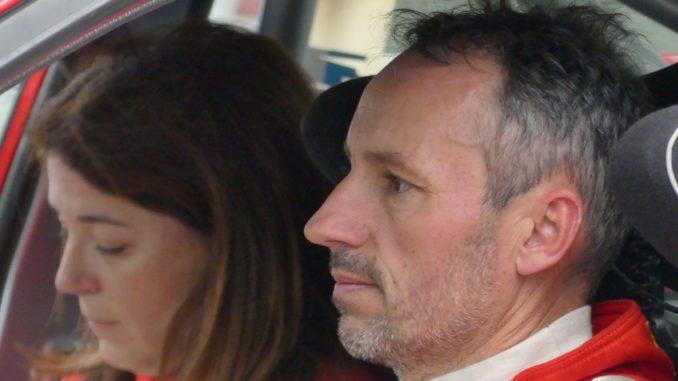 Matthieu Delpoux et Rosy Manent.