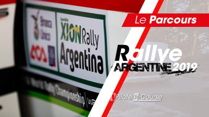 Les spéciales du Rallye Argentine 2019