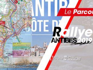 Les spéciales du Rallye Antibes 2019