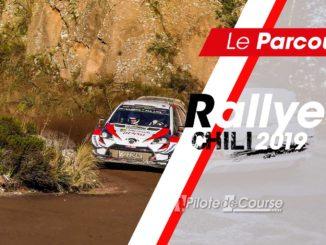 Les spéciales du Rallye Chili 2019