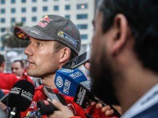 Sébastien Ogier : « bien négocier cette première étape nouvelle et assez courte »