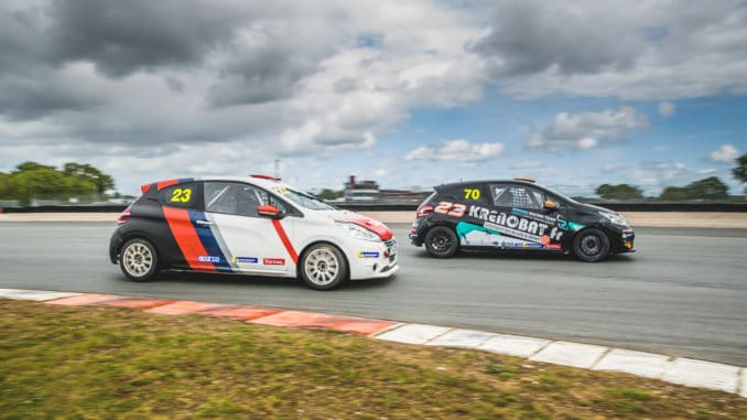 "Circuit – 208 Racing Cup – Théo Chalal : ""une belle progression"""