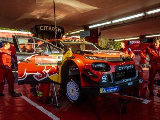 Shakedown Rallye Sardaigne 2019