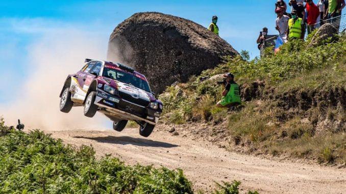 Classement rallye du Portugal 2019 Pierre Louis Loubet s'impose en WRC2