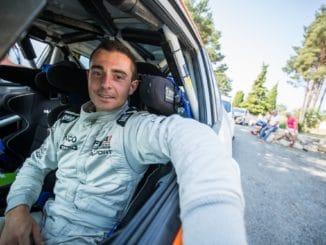 Rallye Terre de Langres 2019 – Hugo Margaillan : « me faire plaisir et attaquer»