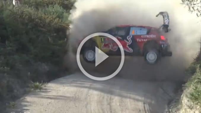 Best Of crash WRC 2019
