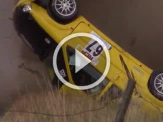 Crash Rallye du 14 Juillet 2019