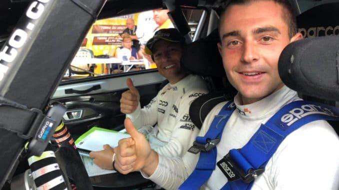 "Rallye Terre du Haut Var 2019 - Hugo Margaillan : ""J'ai roulé avec la tête…"""