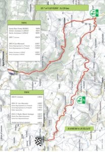 Cartes Rallye Rouergue 2019