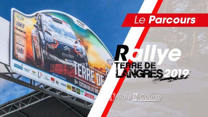Les spéciales du Rallye Terre de Langres 2019