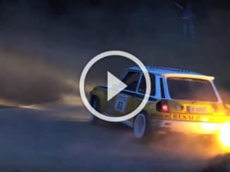Vidéo Eifel Rallye Festival 2019