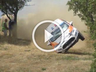 Video Rallye Terre de Langres 2019