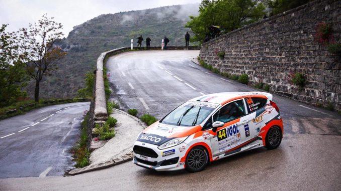 Rallye Mont-Blanc 2019 – Hugo Margaillan : « ànous de nousadapter »
