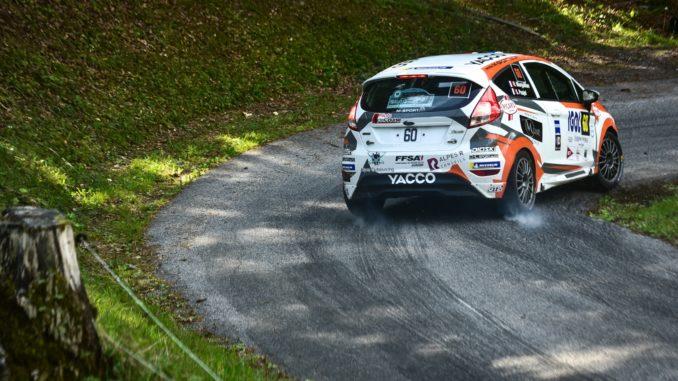 Rallye Mont-Blanc 2019 – Hugo Margaillan : « la performance mais pas la réussite»
