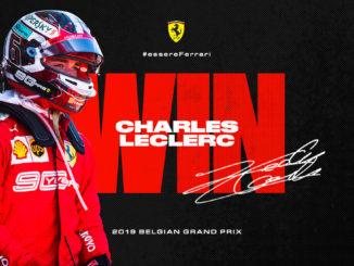 Grand Prix de F1 de Belgique 2019